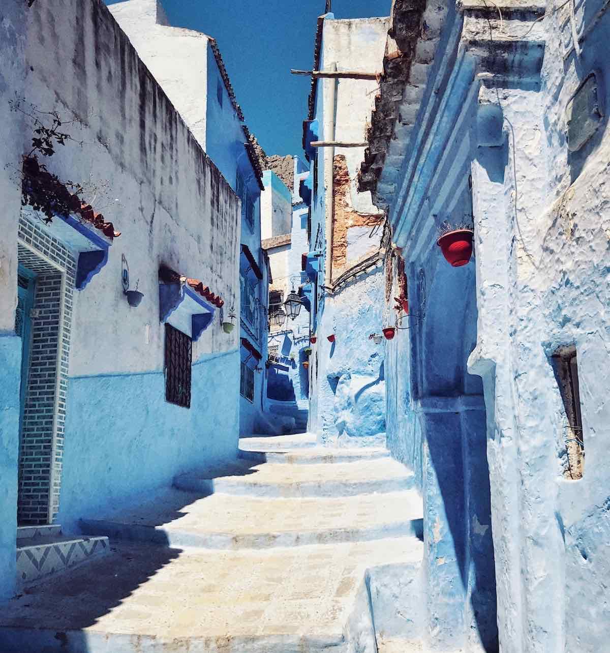 stedentrip Chefchaouen