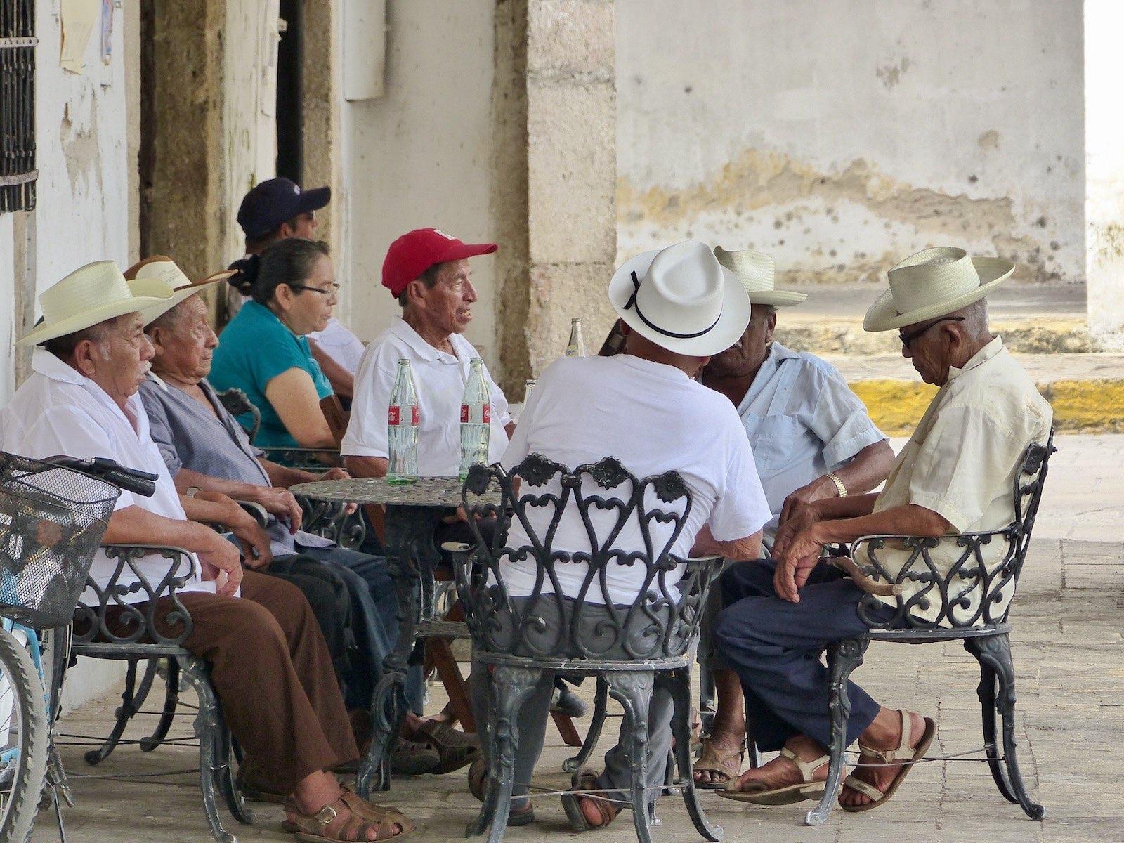 vakantie in Mexico