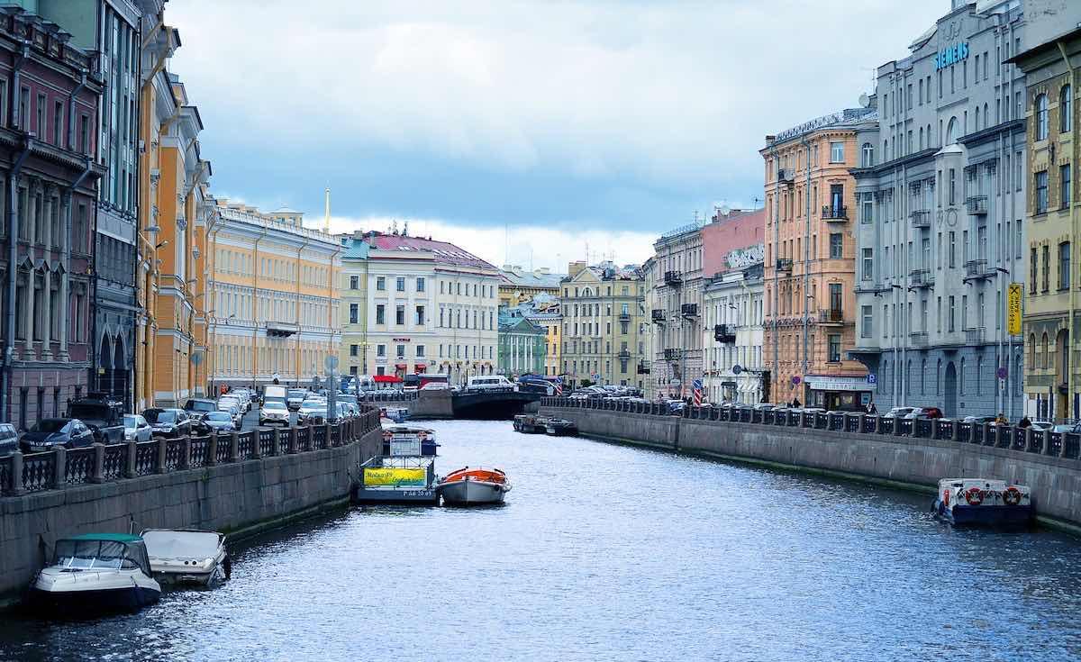 musea in Sint Petersburg
