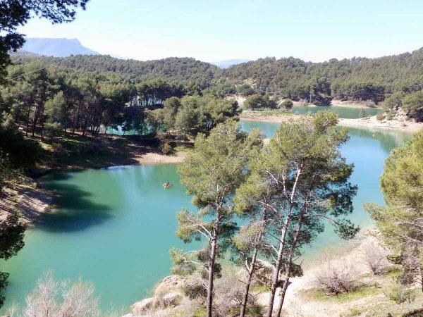 provincie Malaga