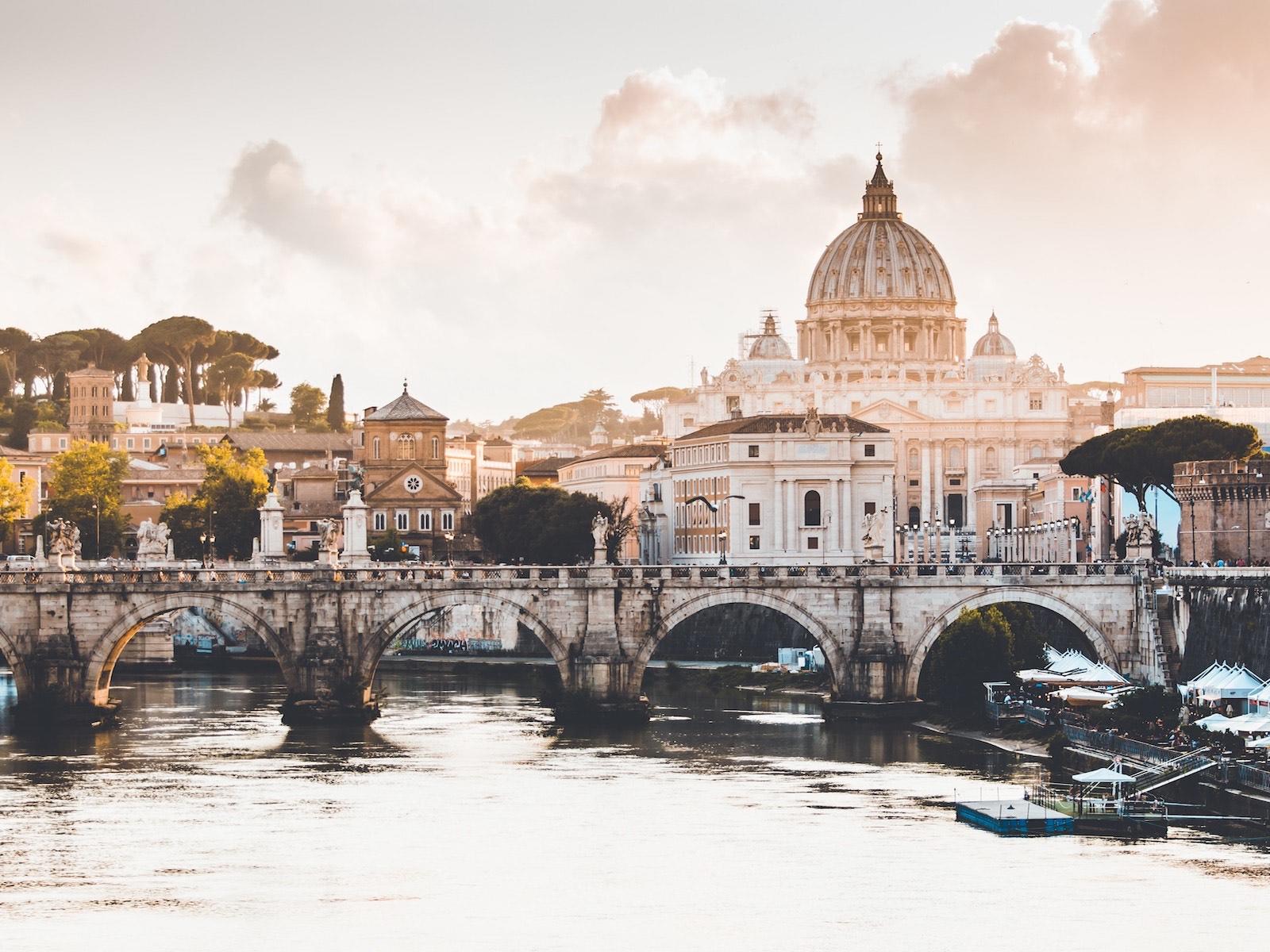 weekendje Rome