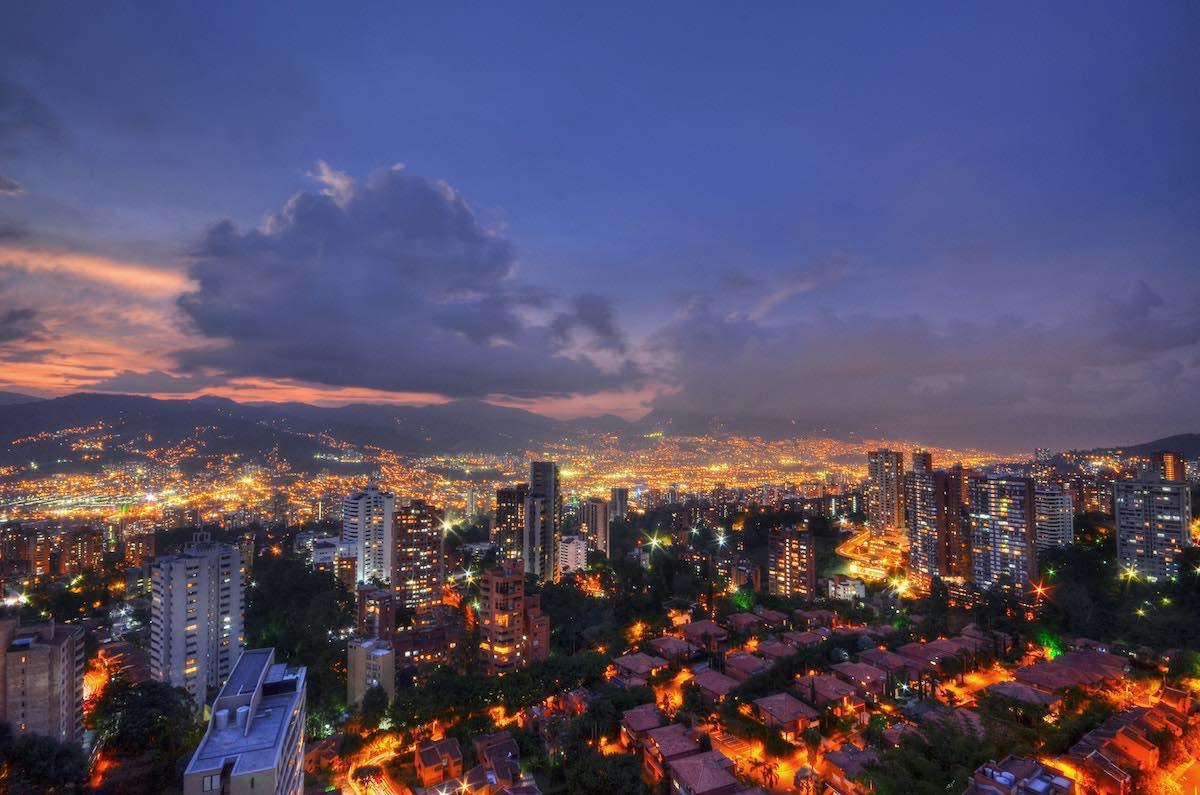 hoogtepunten in Colombia