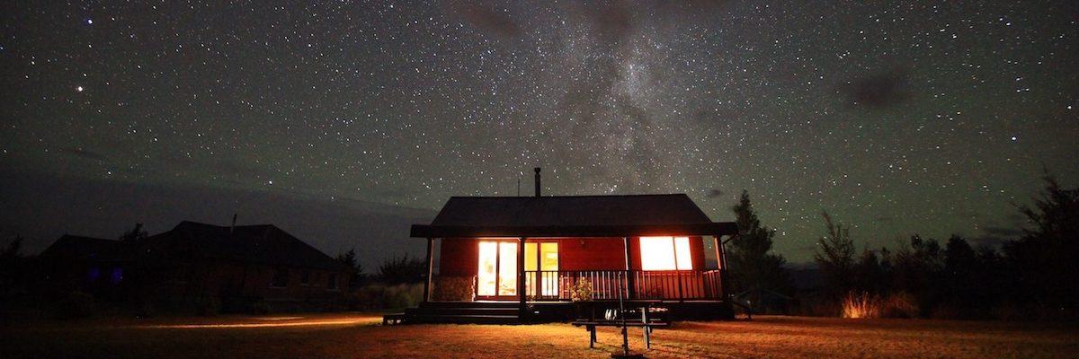 accommodaties in Nieuw-Zeeland
