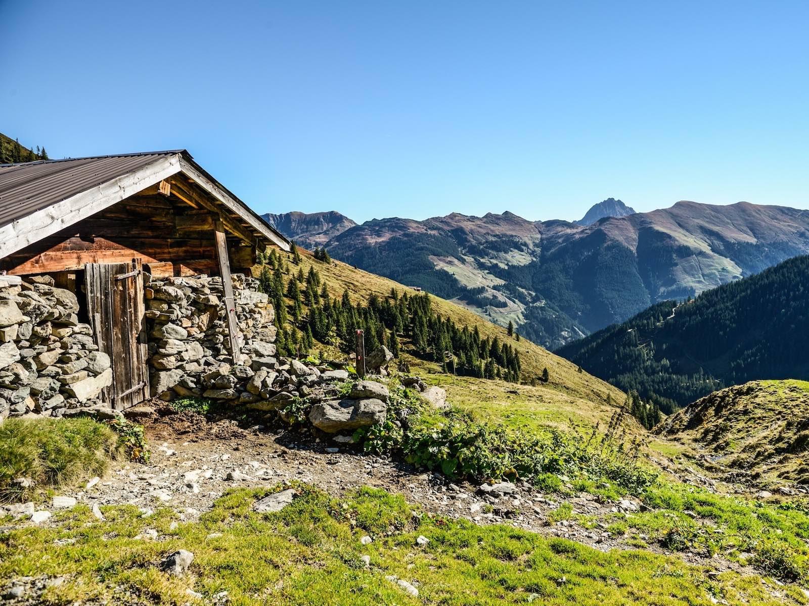Kitzbüheler Alpen in de zomer
