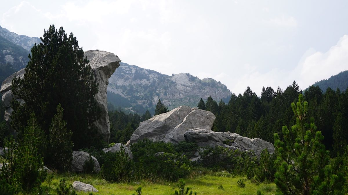hiken in Bosnië-Herzegovina