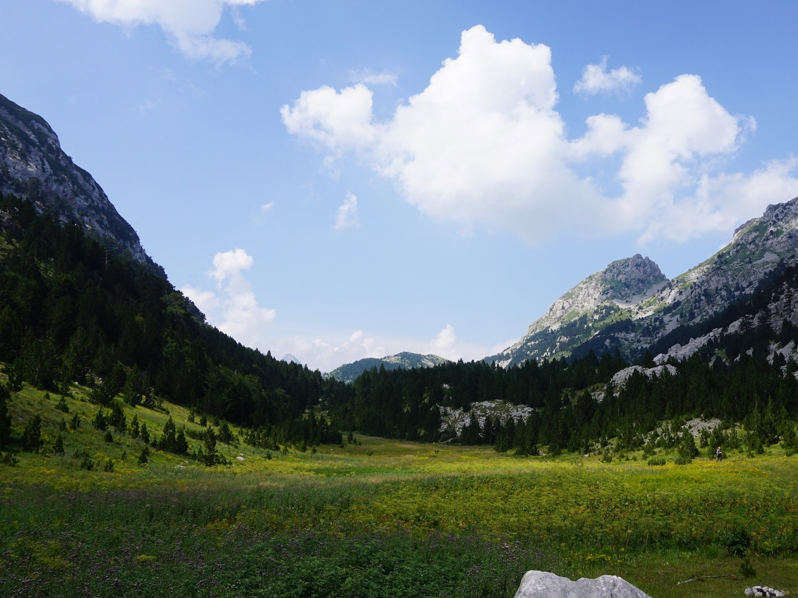 hiken in Bosnië-Herzekovina