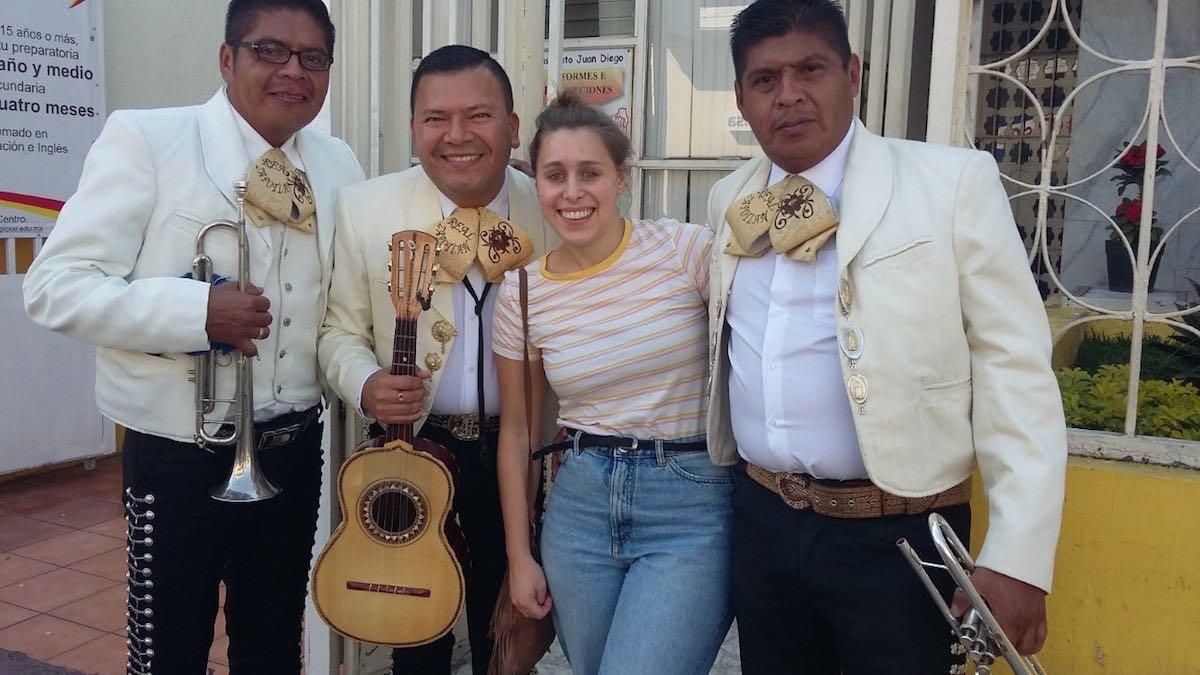 vrijwilligerswerk in Mexico