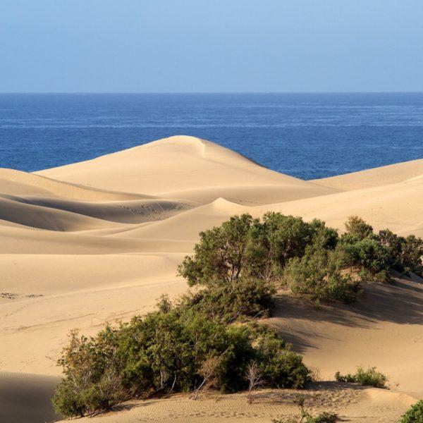 De vijf mooiste bezienswaardigheden op Gran Canaria, weg van de stranden