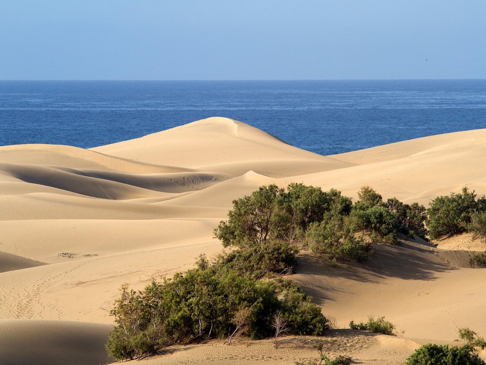 bezienswaardigheden op Gran Canaria