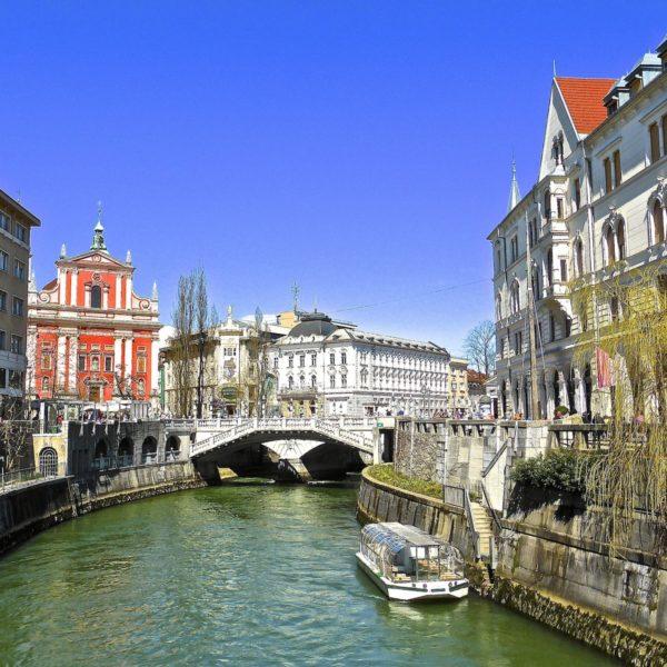 Laat je verrassen door prachtig Slovenië tijdens een stedentrip Ljubljana