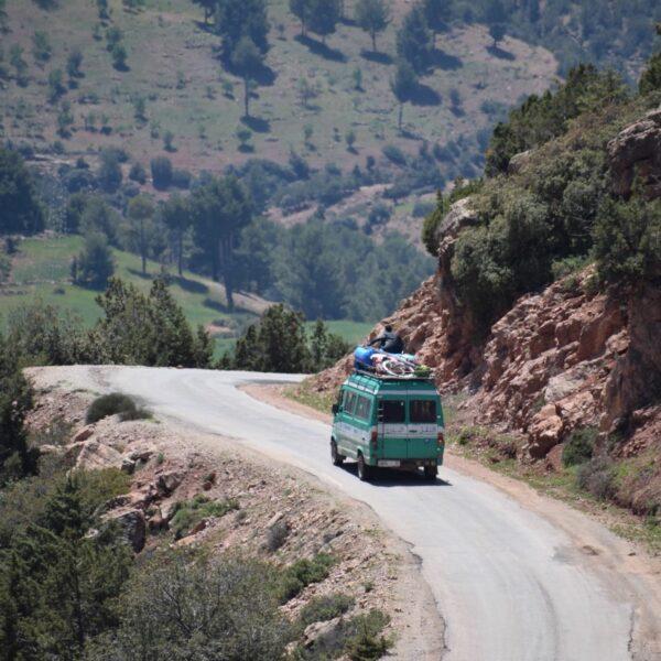 Het onontdekte paradijs tussen kust en woestijn: een 3-daagse roadtrip door het Atlasgebergte in Marokko
