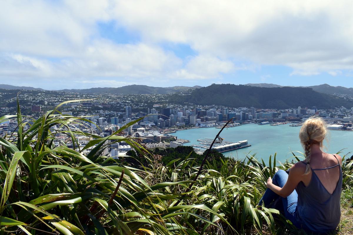 reisroute Nieuw-Zeeland