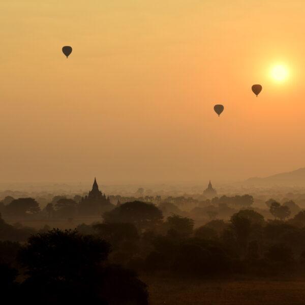 10 x tips voor de ultieme zonsopkomst in Bagan, Myanmar