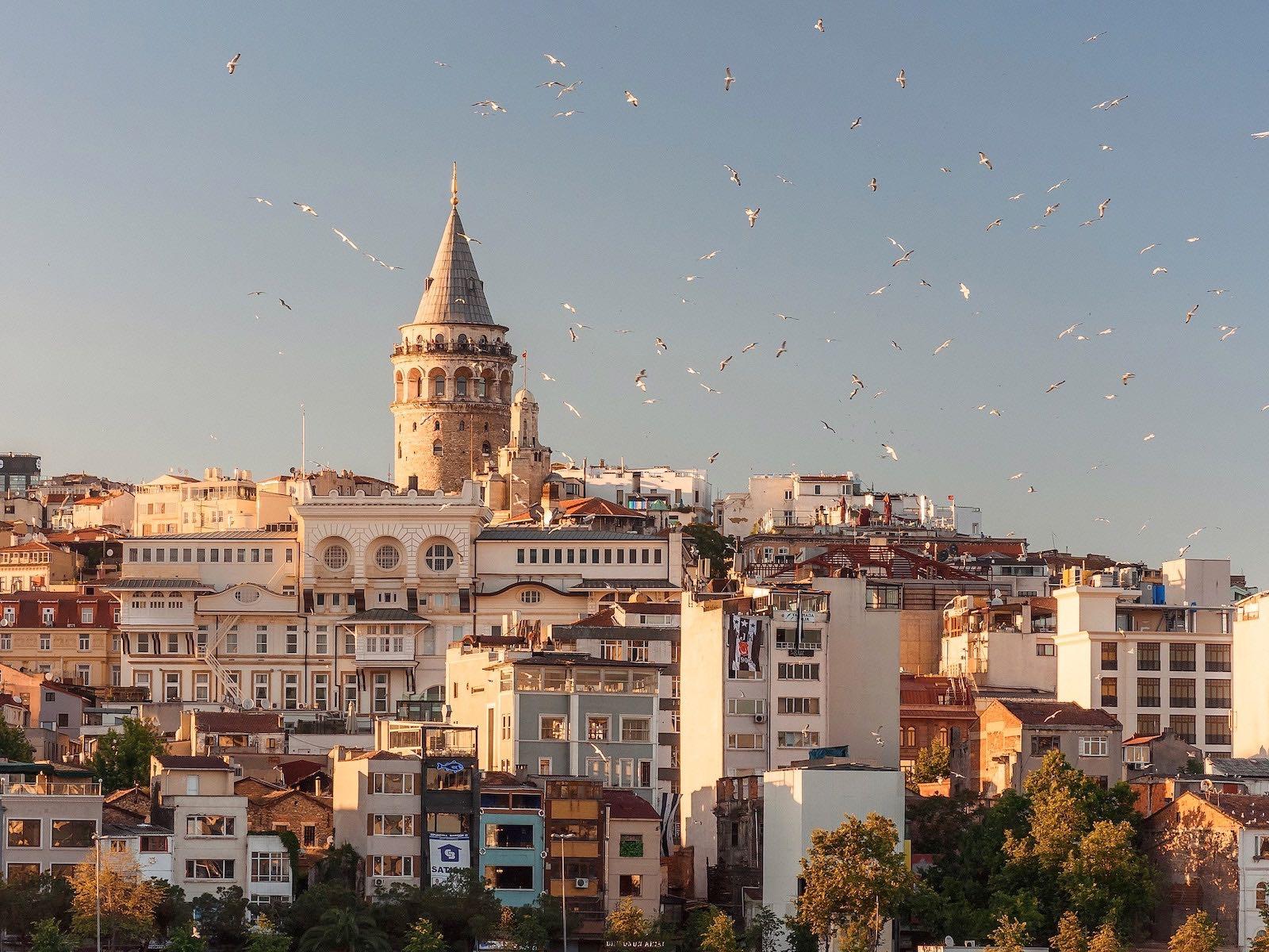 zien in Istanbul