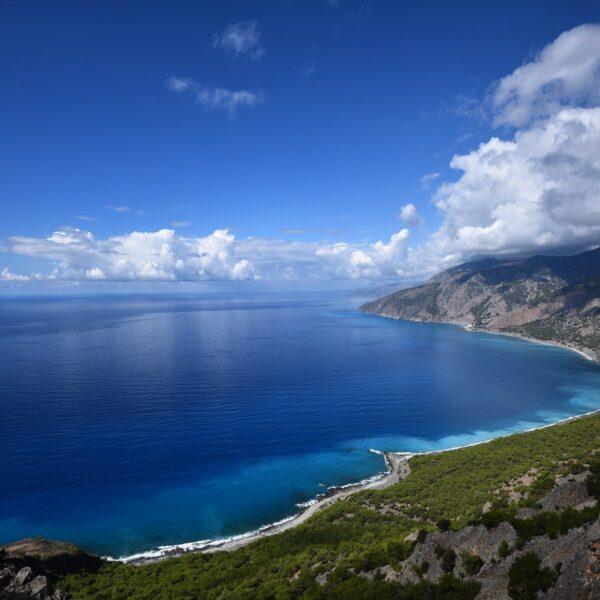 Laat je verrassen door de mooie natuur op Kreta