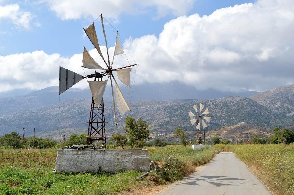 natuur op Kreta