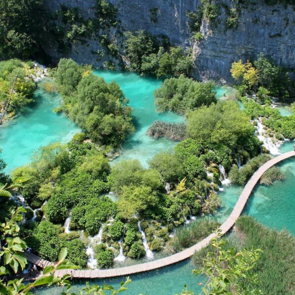 Zo vermijd je de grootste drukte in Plitvice Nationaal Park, Kroatië