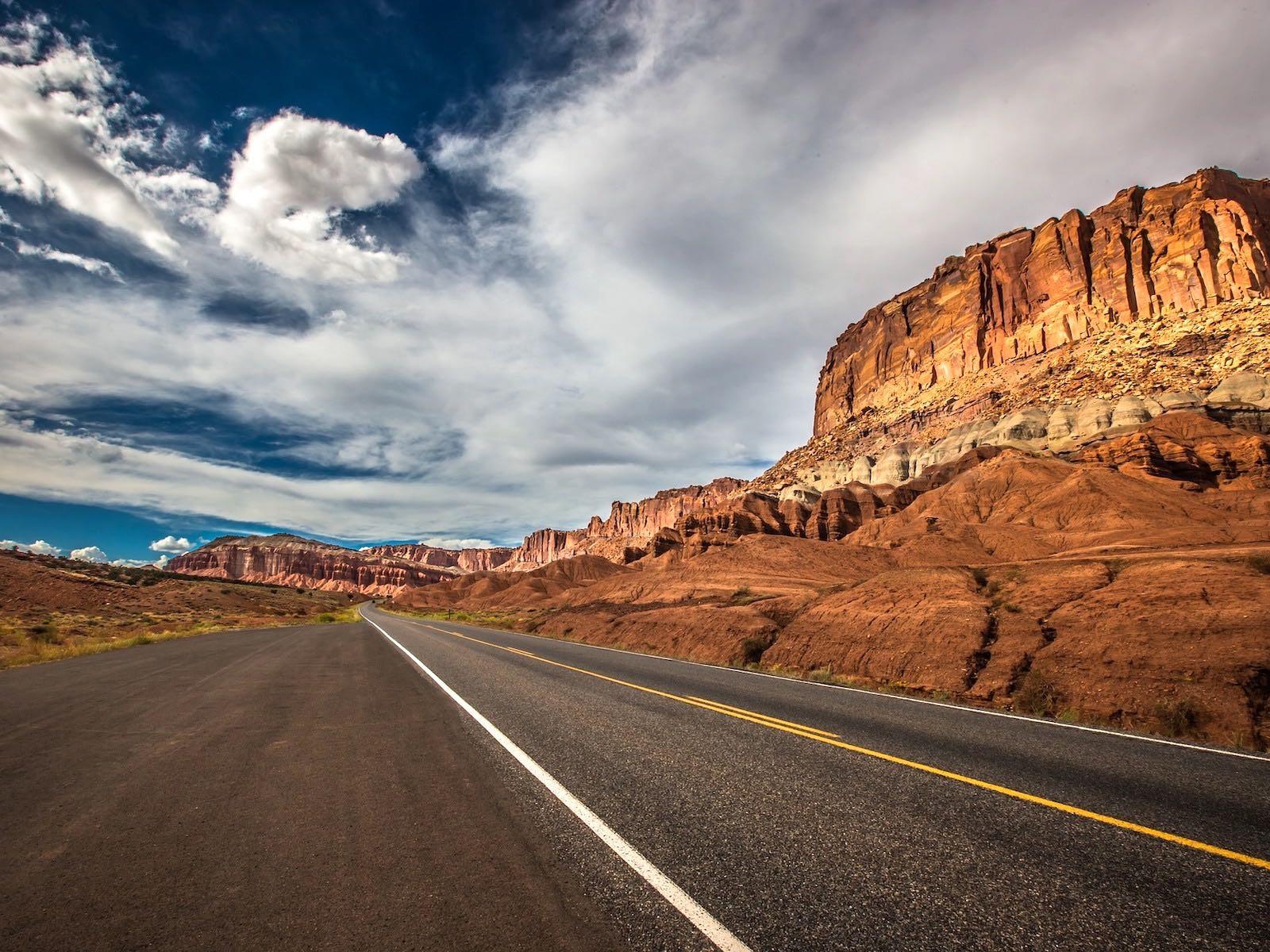 autoroutes in Amerika