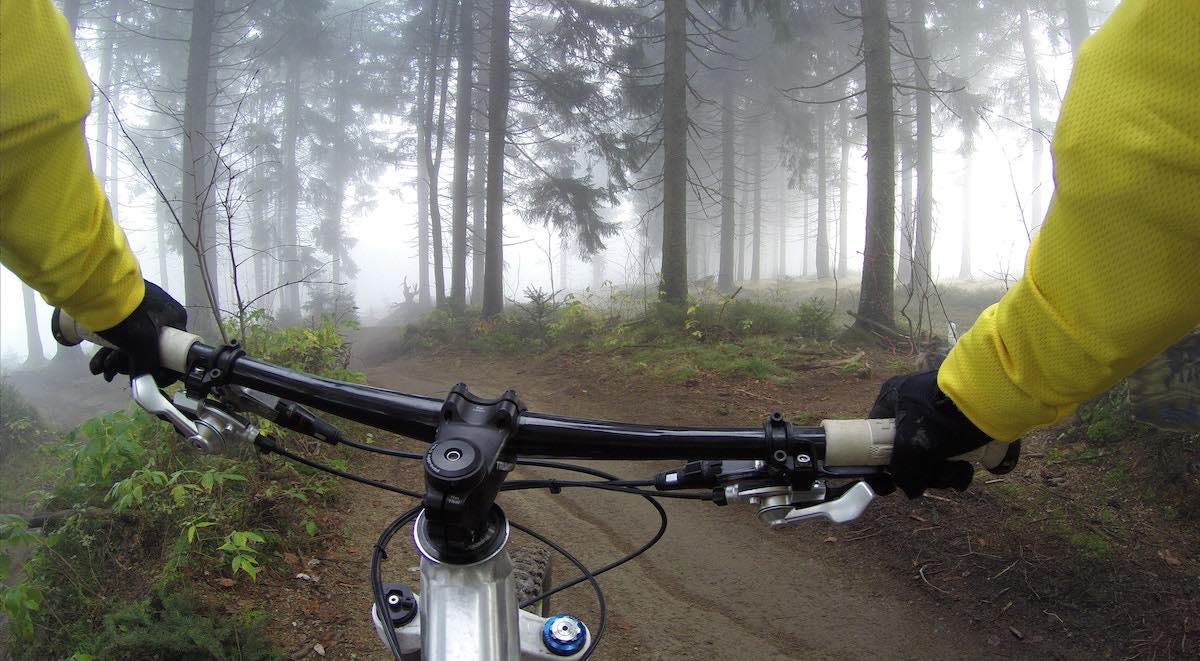 mountainbikeroutes in Nederland