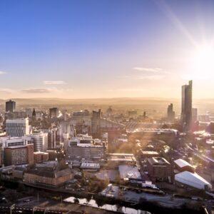 steden in Noord-Engeland