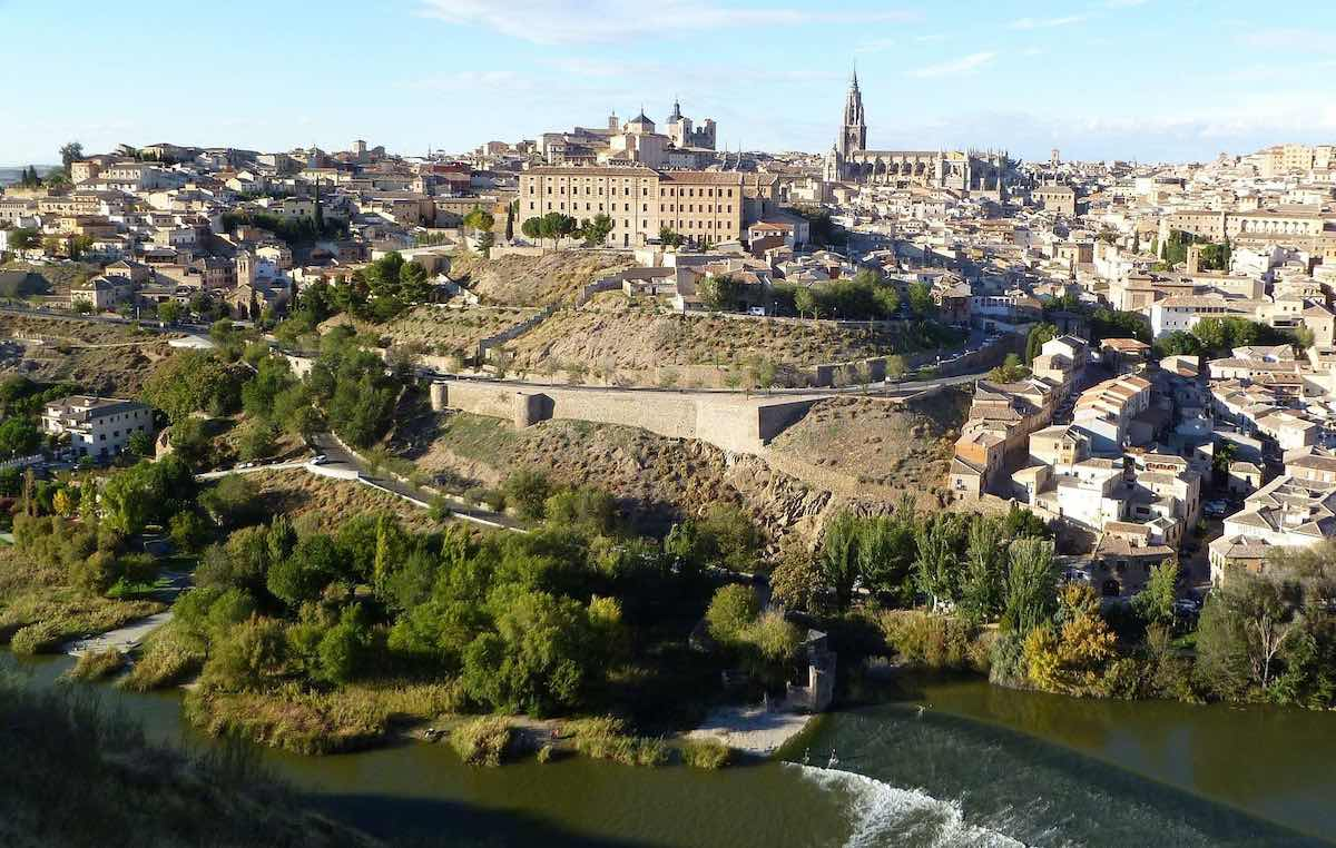 vakantie in Spanje