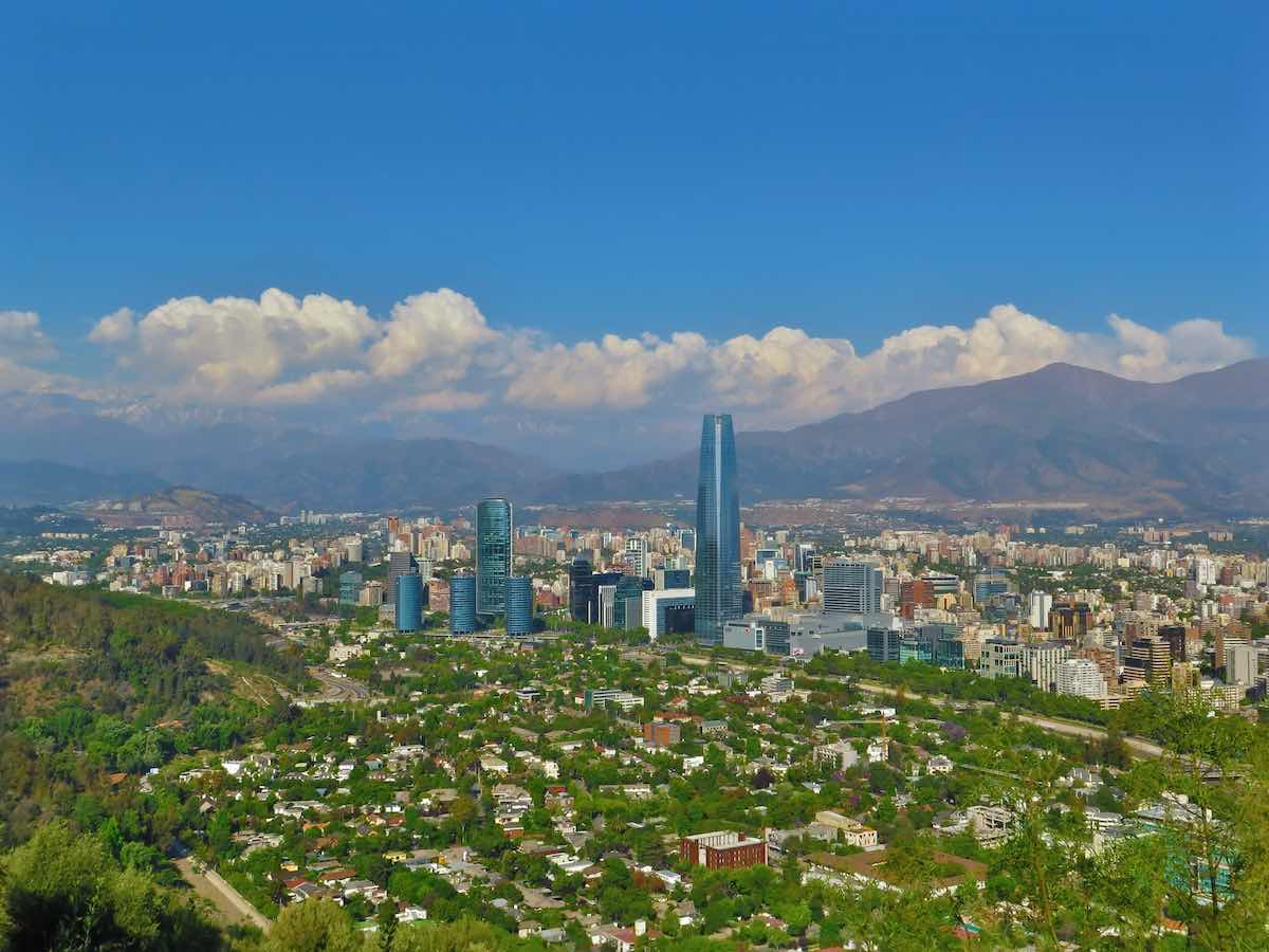 noorden van Chili