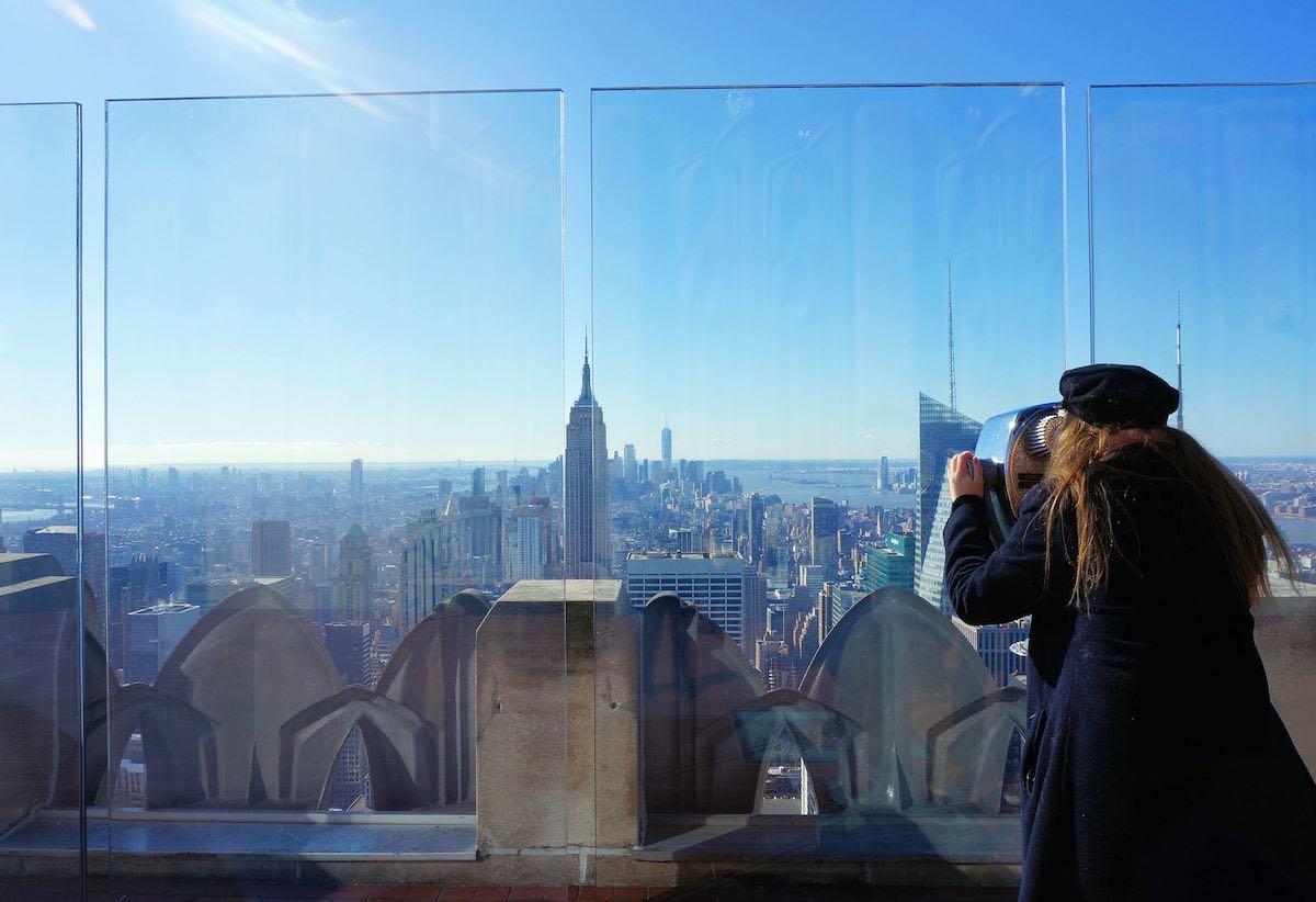 mooiste uitzicht in New York