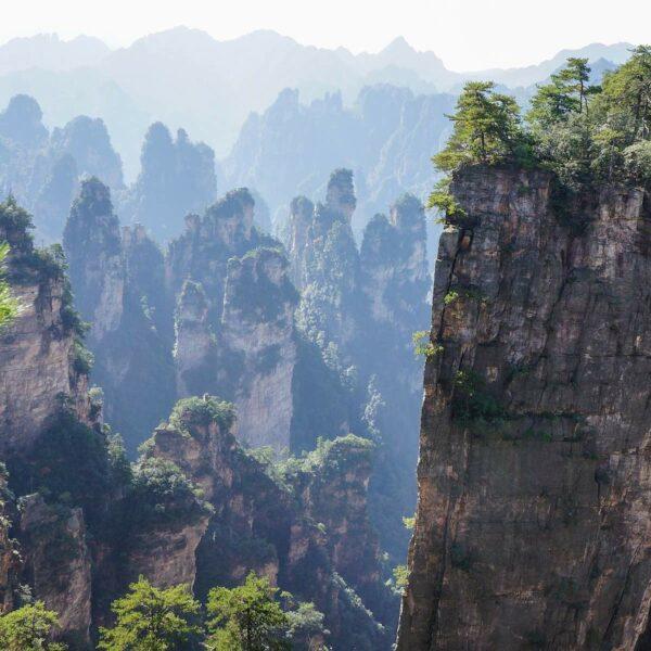 De Chinese natuur op haar mooist: Tips voor Zhangjiajie National Forest Park