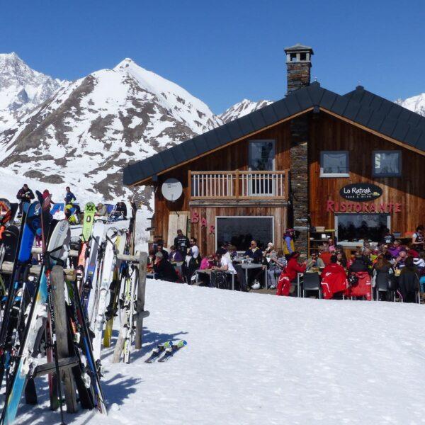 Wintersporten in Italië: Tussen de witte reuzen van Valle d'Aosta