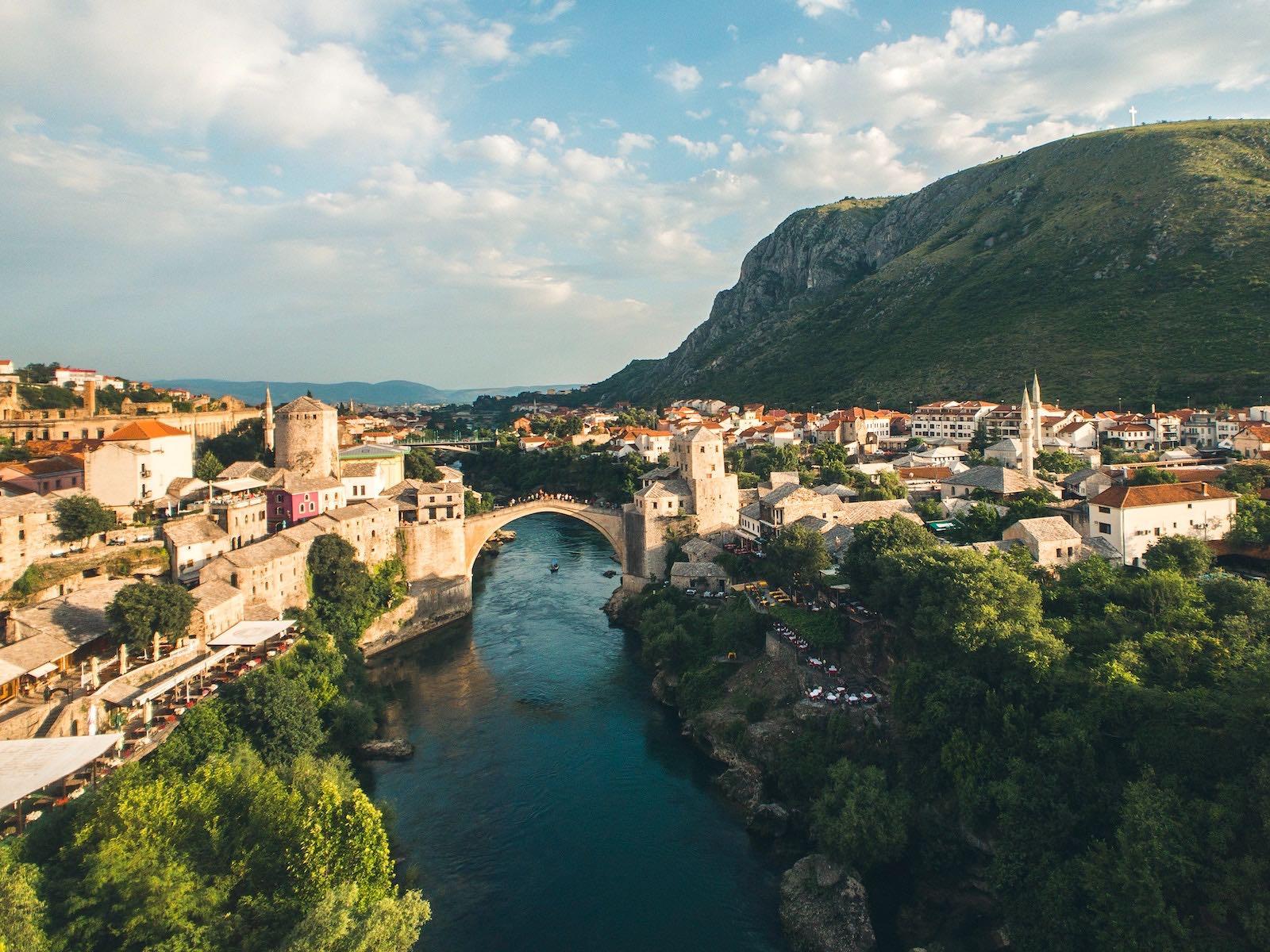 vakantie in Oost-Europa