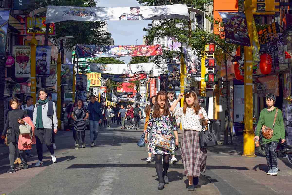 tips voor Taipei