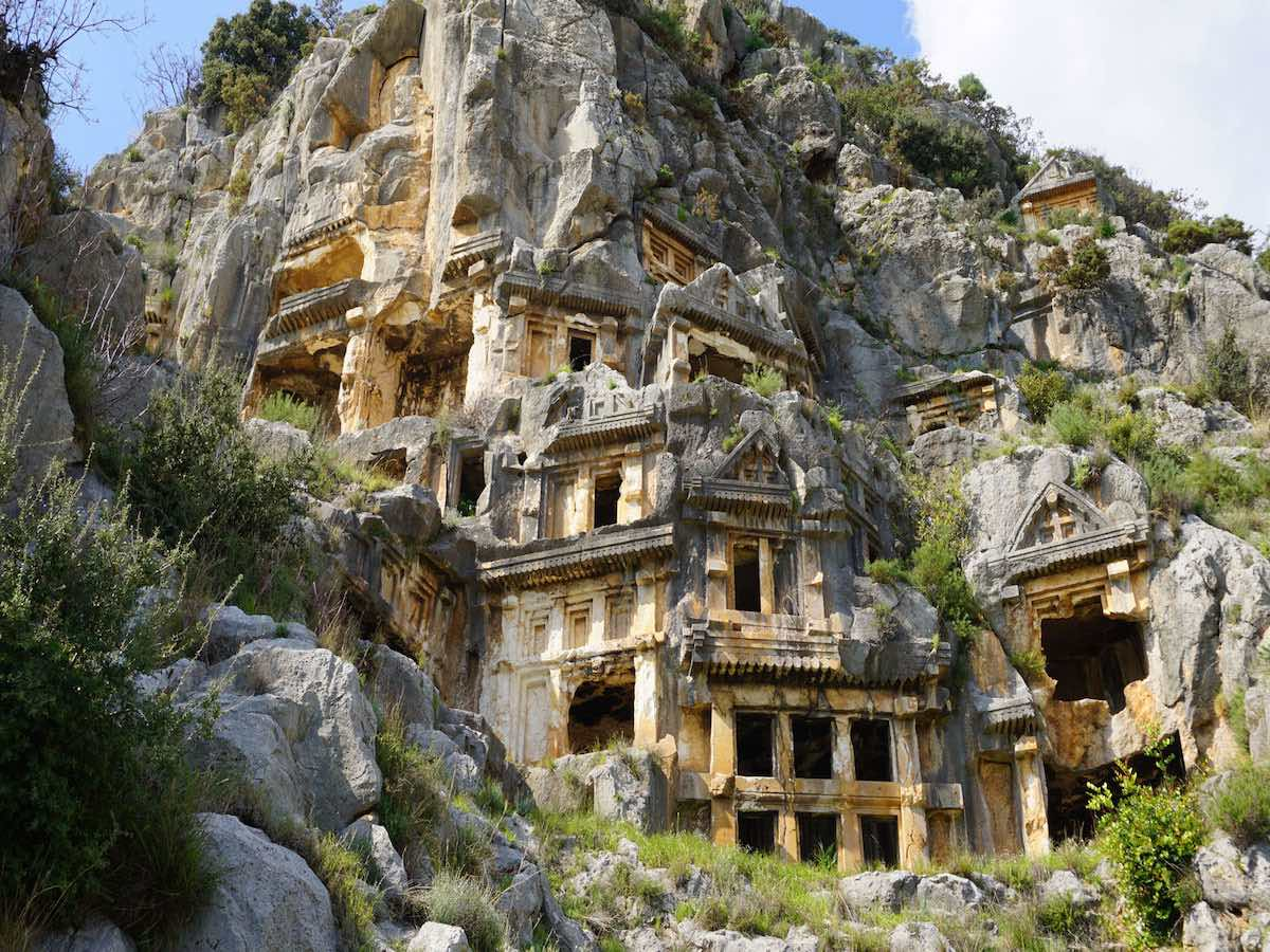 Lycian Way wandelen