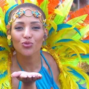carnaval op Sint Maarten