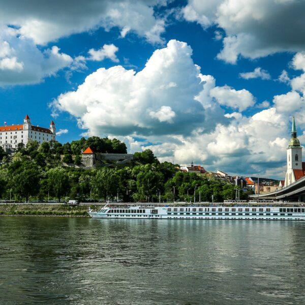 Een stedentrip Bratislava: de must-sees van de Slowaakse hoofdstad in 1 dag