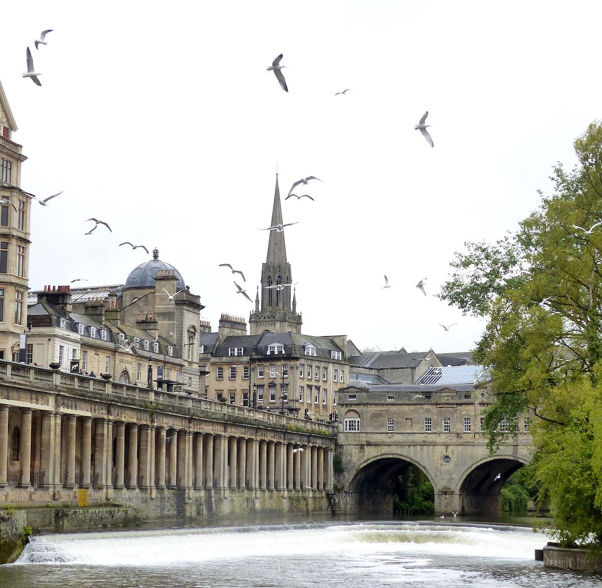 doen in Bath