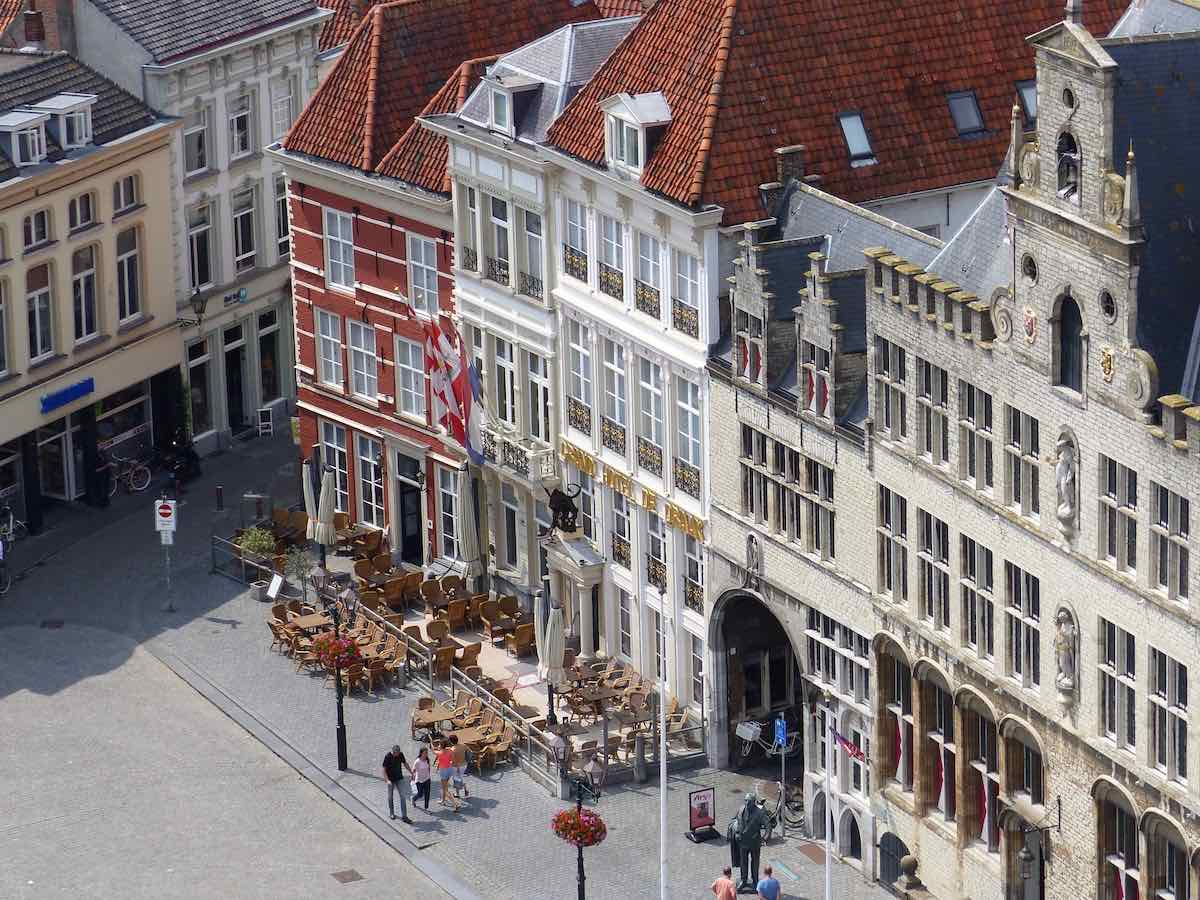 dagje Bergen op Zoom