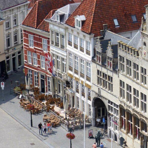 Dompel je onder in historie, natuur en het Bourgondische Brabant tijdens een dagje Bergen op Zoom