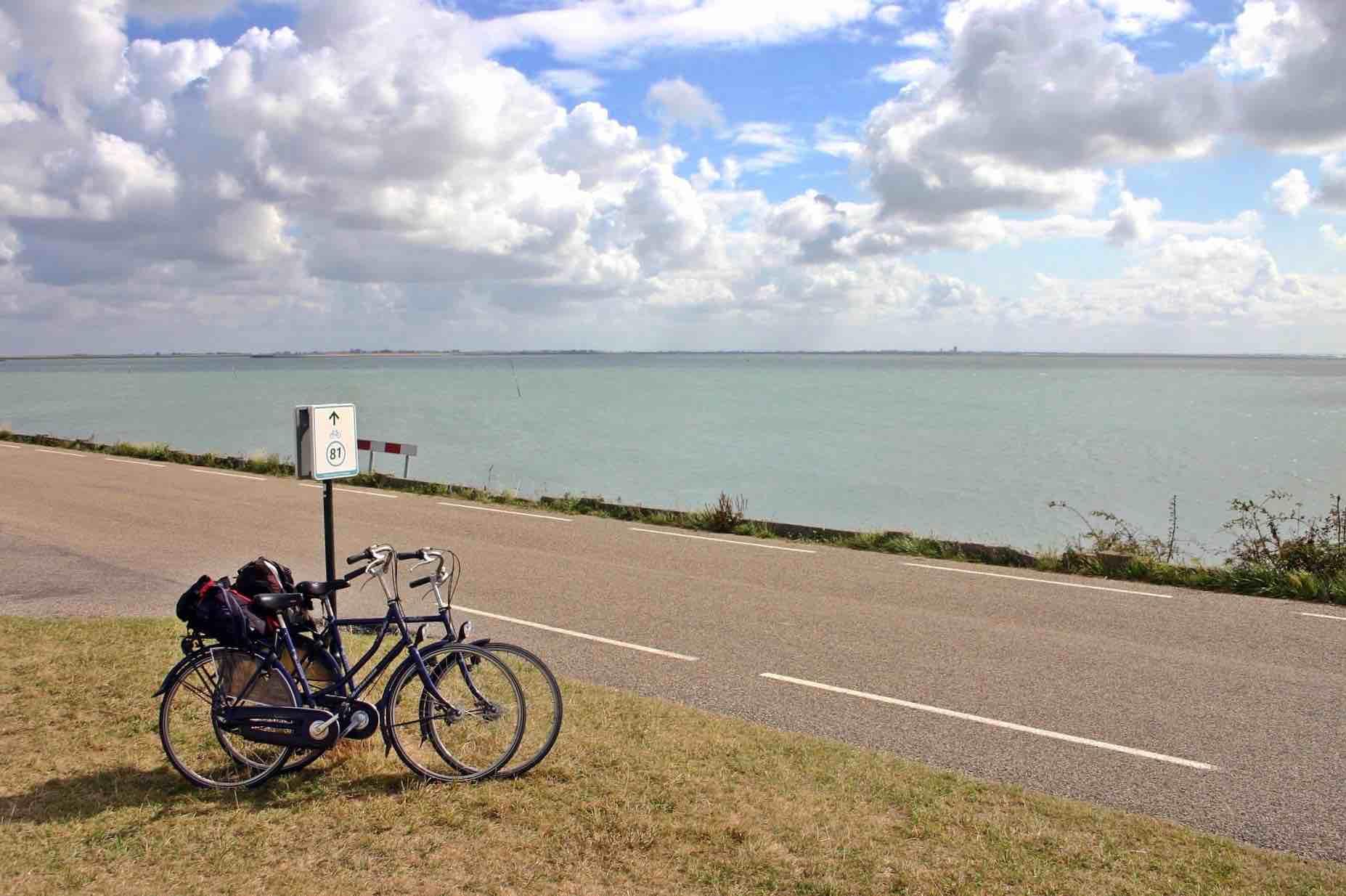 fietsroutes in Zeeland