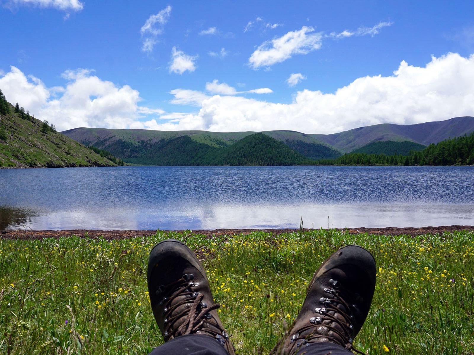 zelfstandig reizen in Mongolië