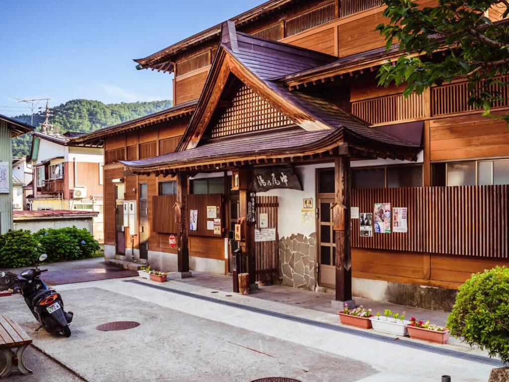 Japans badhuis