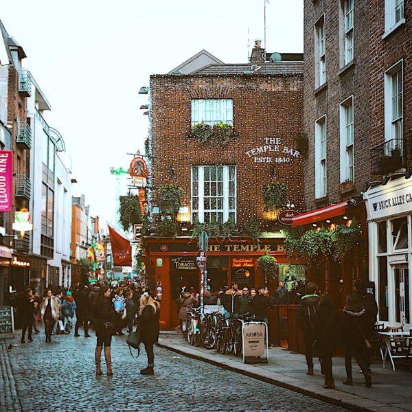 Een weekendje Dublin: tips voor twee dagen in de Ierse hoofdstad