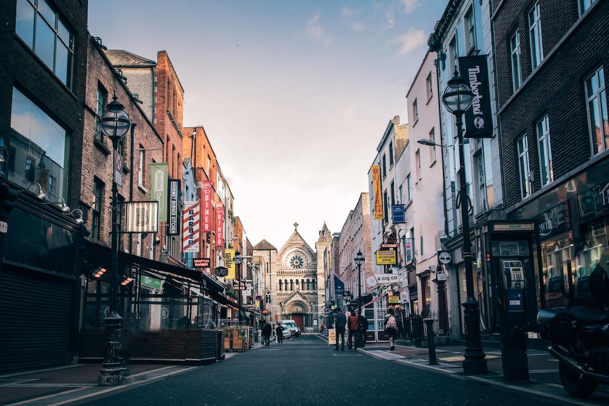 weekendje Dublin