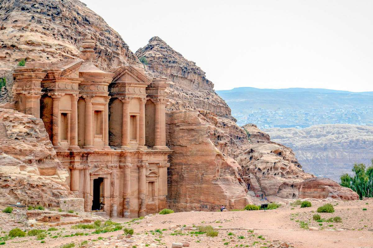 vakantie in het Midden-Oosten
