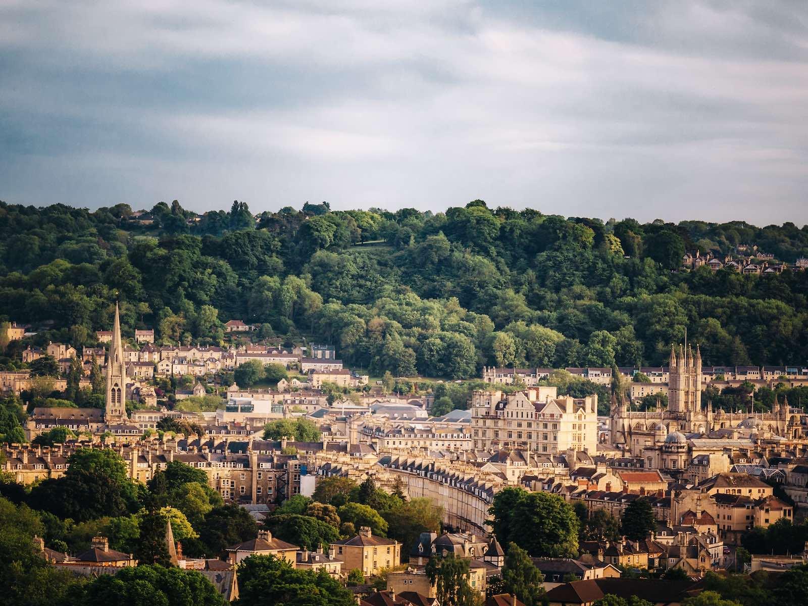 gratis in Bristol en Bath