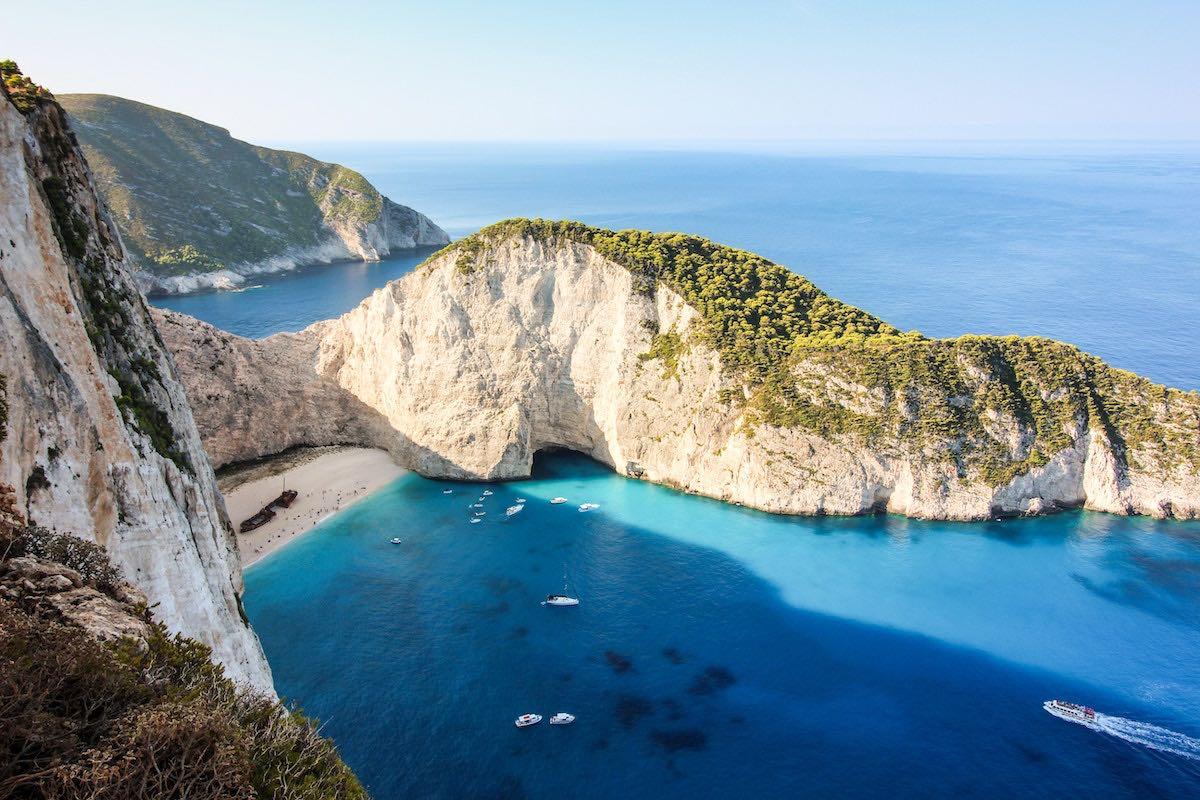 vaarvakantie Griekenland