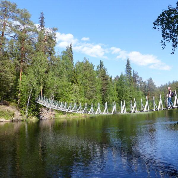 Fins Lapland in de zomer: de ultieme natuurvakantie in de zon