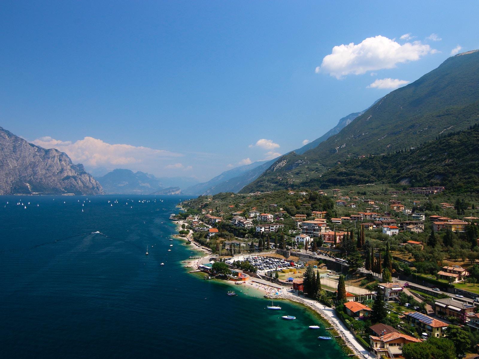 vaarvakantie in Italië
