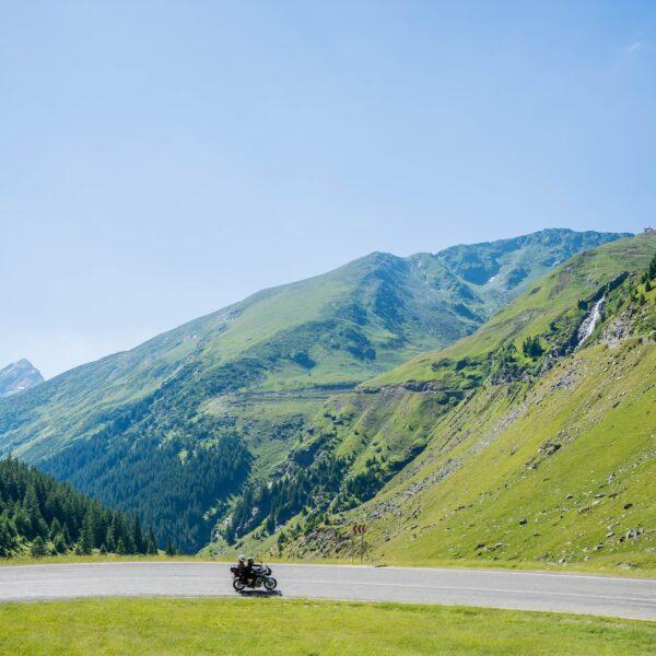 5 van de mooiste motorroutes in Europa