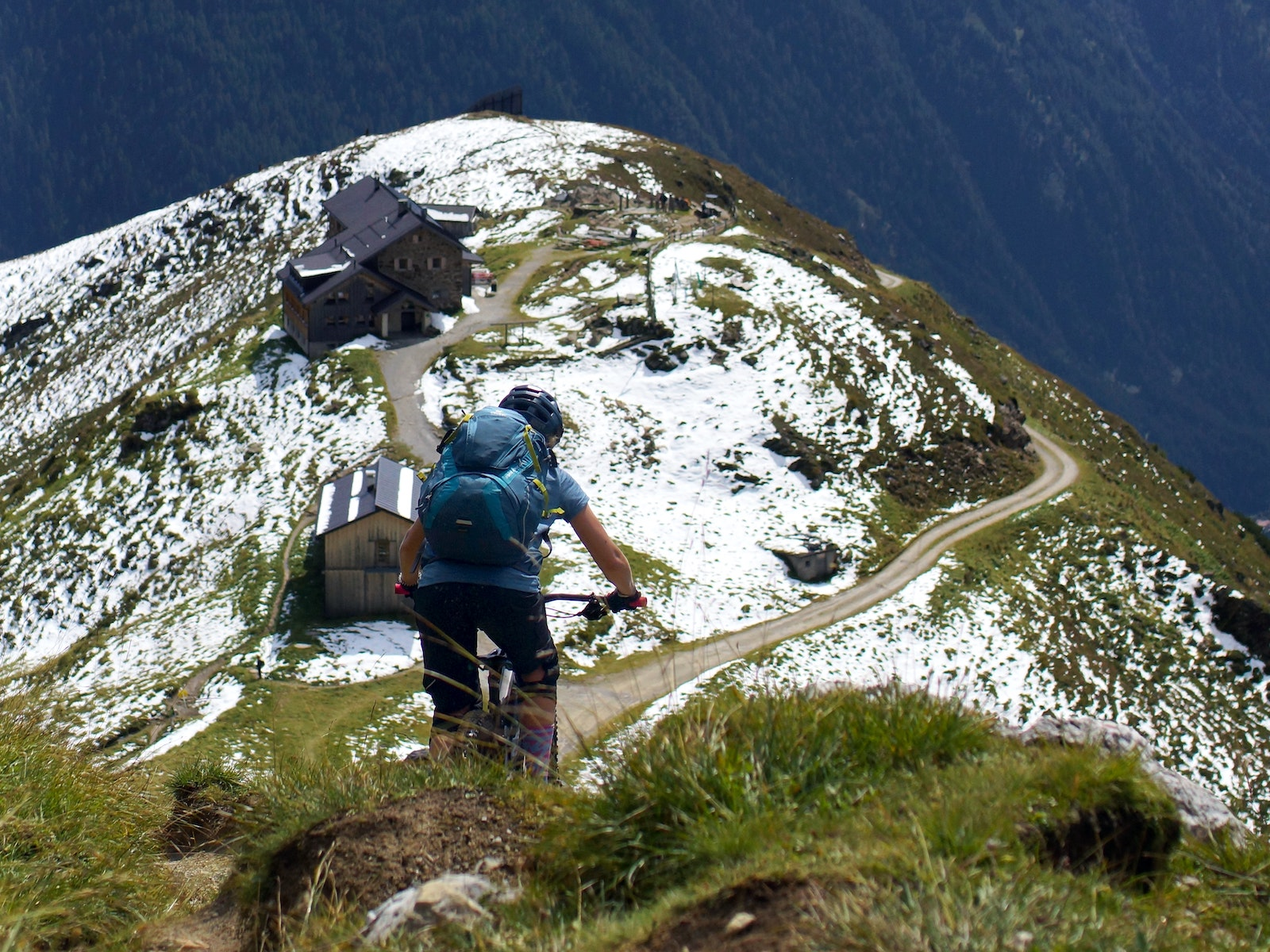 mountainbike routes in Oostenrijk