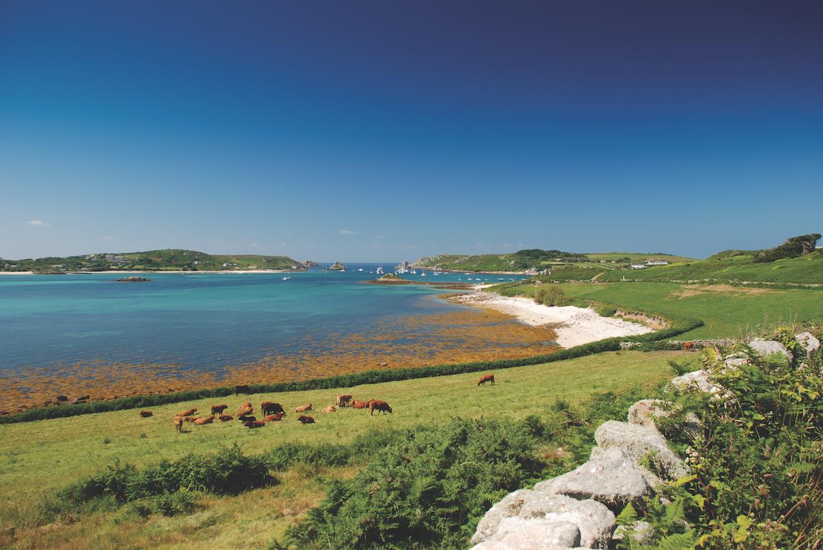vakantie op de Isles of Scilly